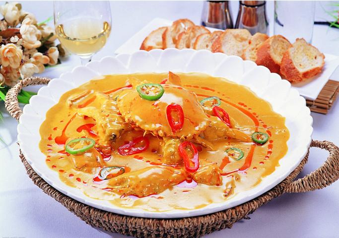 蕉叶泰国菜加盟