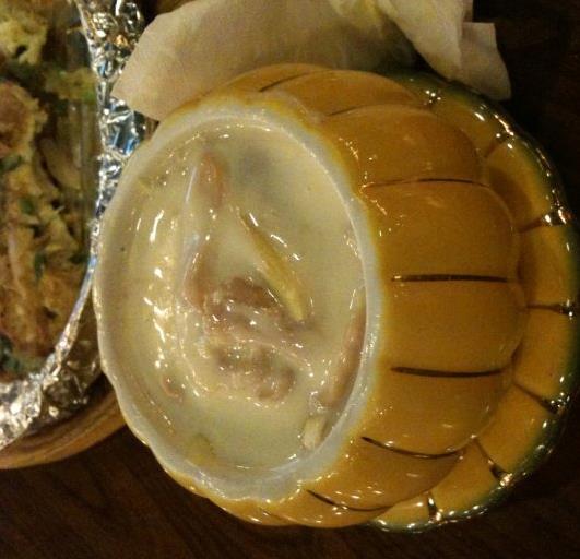 金不换泰国菜