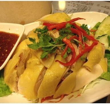 之心城泰国菜
