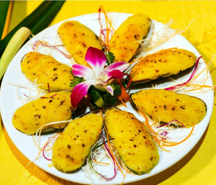 金链花泰国菜