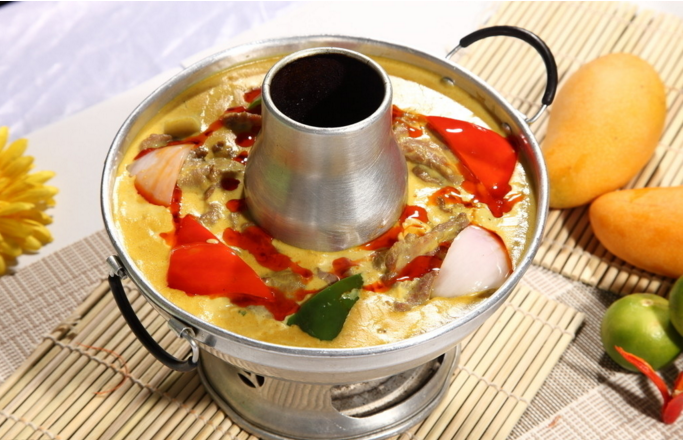 金桥国际泰国菜