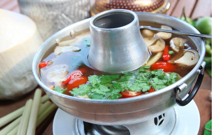 金枕泰国菜
