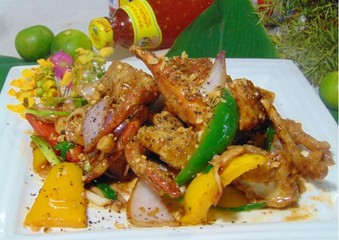 凯宾斯基泰国菜