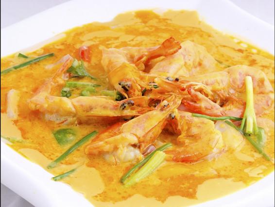 柯桥泰国菜