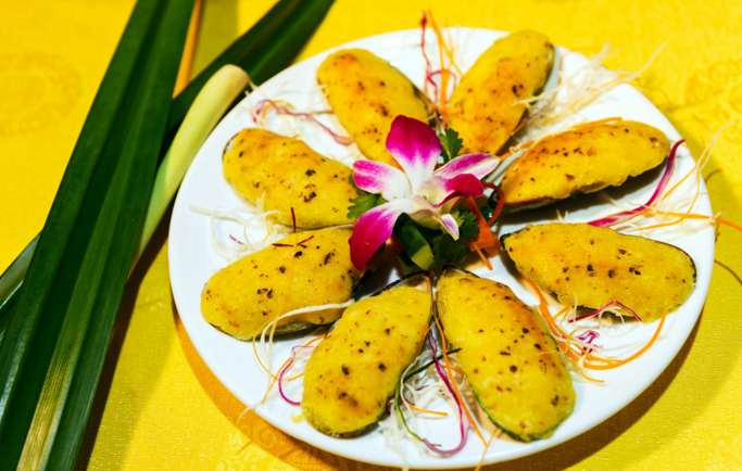 老码头泰国菜加盟