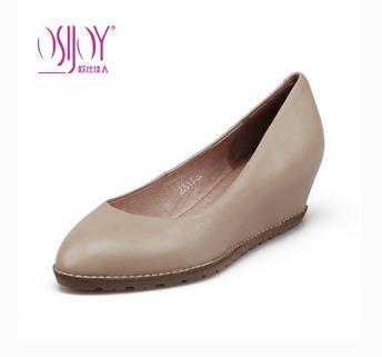 欧仕佳人女鞋加盟