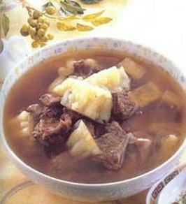 一碗羊汤加盟
