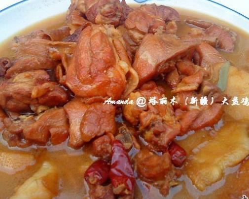 東財新疆大盤雞