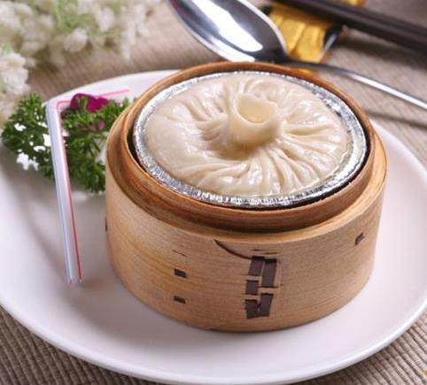 曲霞蟹黄汤包