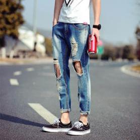 苏茉尔牛仔裤