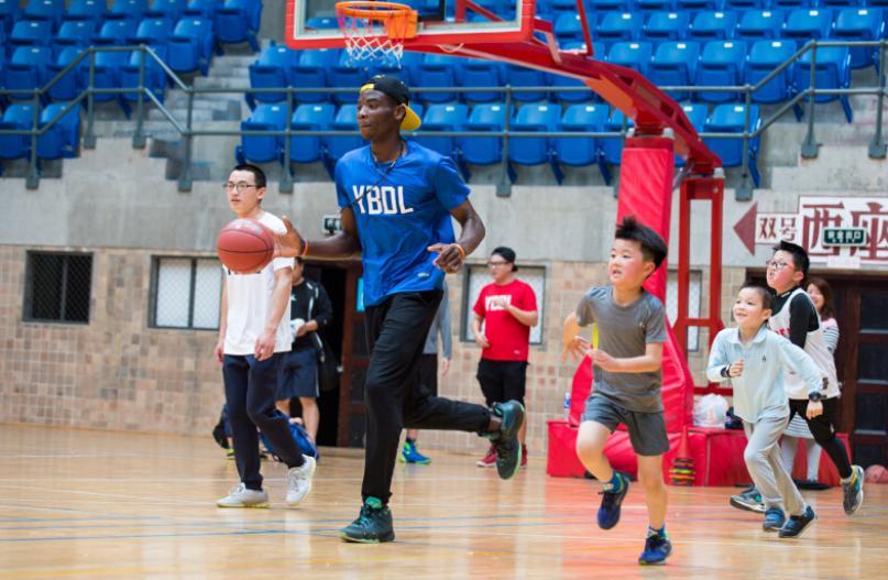 YBDL篮球培训加盟