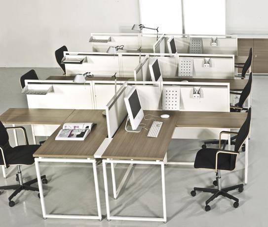 钢木办公家具加盟图片