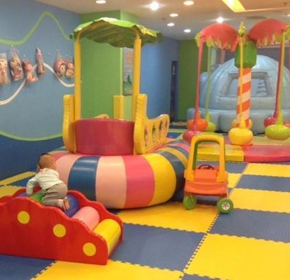 商場兒童樂園
