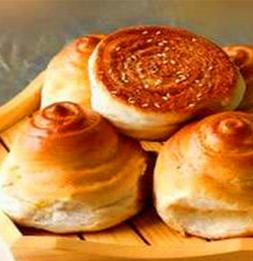 康加蜂蜜小面包