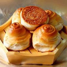 君之蜂蜜小面包