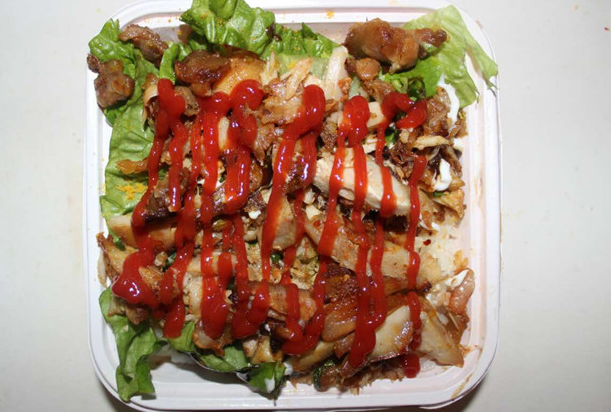 食米香烤肉拌饭加盟