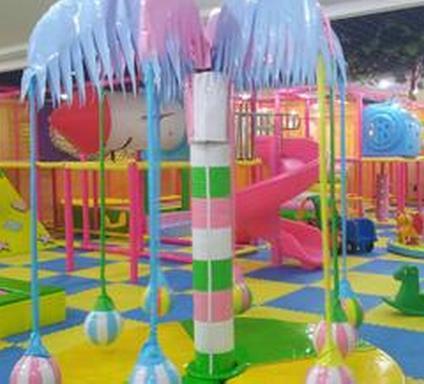 朵拉儿童乐园加盟