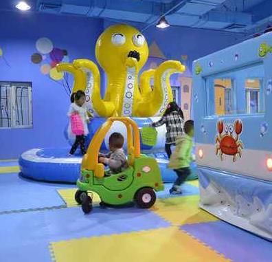 淘气精灵儿童乐园