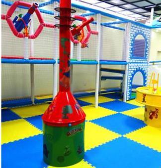 欢乐堡儿童乐园