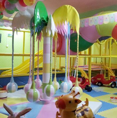 怎么開兒童樂園加盟