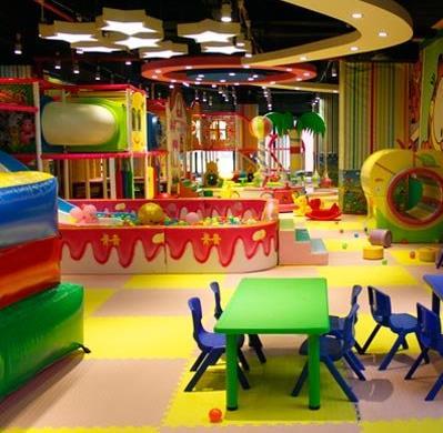跳跳虎儿童乐园
