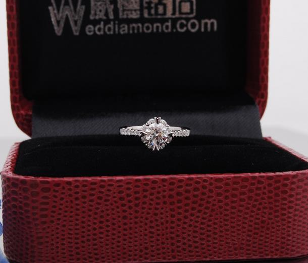 威德钻石加盟图片