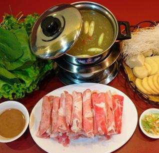 李掌柜鲜菜火锅