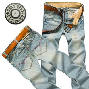 优衣酷牛仔裤