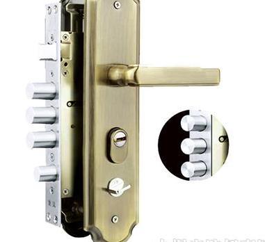 佳卫锁具加盟图片