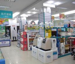 华佗药店加盟图片