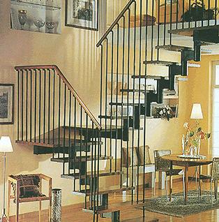 柏雅居楼梯加盟图片