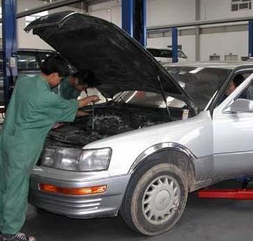天籁汽车维修