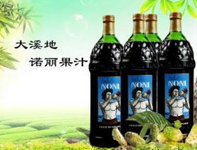 大溪地诺丽果汁加盟图片