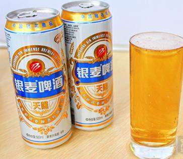 银麦啤酒加盟图片