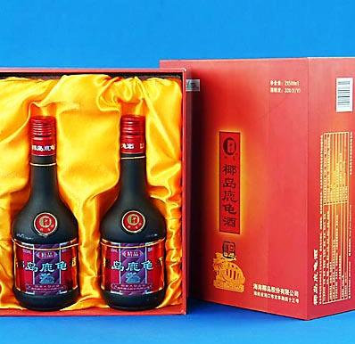 椰岛鹿龟酒加盟图片