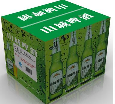 山城啤酒加盟图片