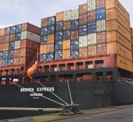 港镁国际速递加盟图片