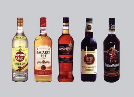 朗姆酒加盟图片