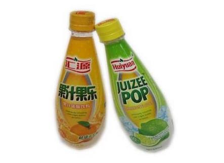 汇源果汁加盟图片