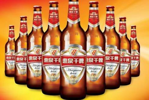 惠泉啤酒加盟图片