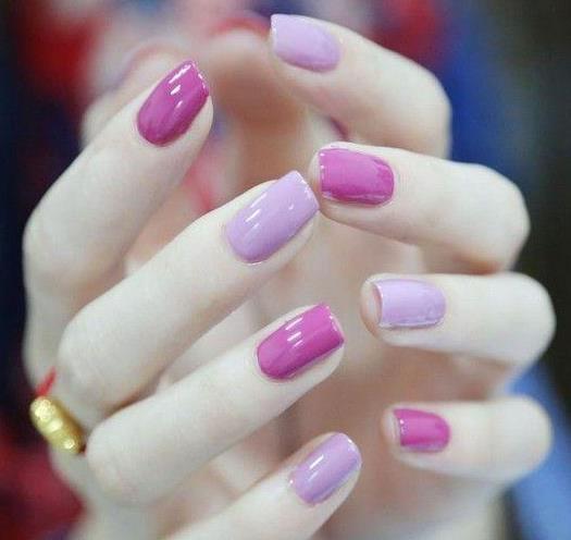 紫美荟美甲