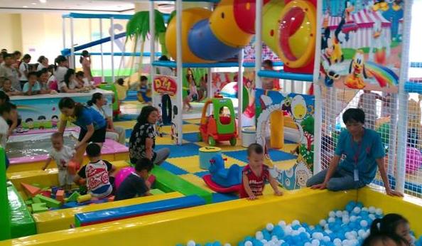 室内儿童游乐场设备报价