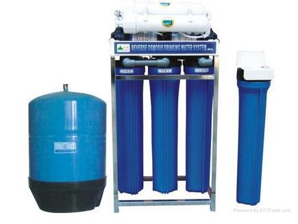净水器设备加盟图片