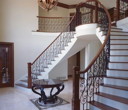 雅步楼梯加盟图片