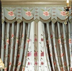 金芙蓉窗簾