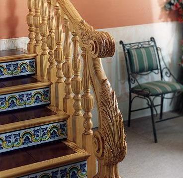 杭子楼梯加盟图片