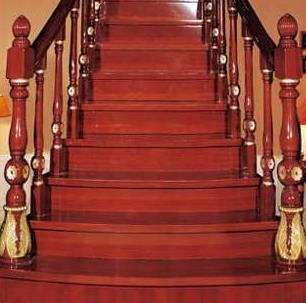 三力威楼梯加盟图片