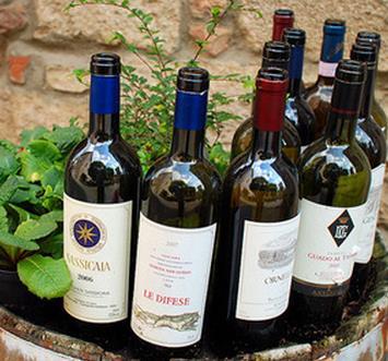 意大利红酒加盟图片