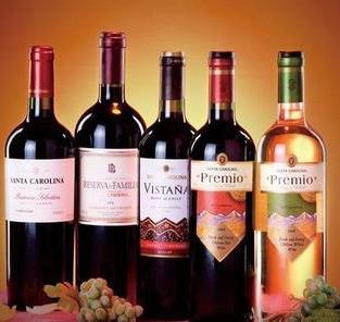 智利葡萄酒加盟图片