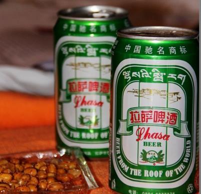 拉萨啤酒加盟图片